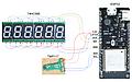 超精密温度計の製作⑤7セグLEDに表示