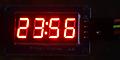 7セグLED表示 その7 4文字-TM1637