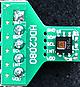 SpresenseでLチカから始める (23) Wireライブラリ 温湿度HDC2080