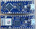 グラフィック・ディスプレイを使う (3) Nano 33 IoT+BME280