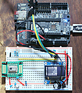 SpresenseでLチカから始める (6) Wireライブラリ  非接触の温度計AMG8833