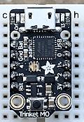 Trinket M0 (1) Arduino IDEをインストール