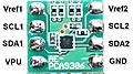 レベル変換 (8) I2C その3 PCA9306