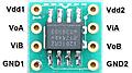 レベル変換 (13) UART その8 Arduino UNOと双方向 ADUM1201CRZ