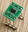 A-Dコンバータ その6 16ビットI2C MCP3425-(1)