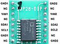レベル変換 (11) I2C その6 ADuM2251ARWZ