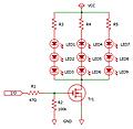 SpresenseでLチカから始める (10) アイソレータ TLP152