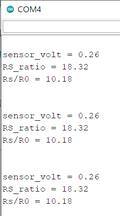 Groveで広がるArduinoの世界-Step2-③ Grove Gas Sensor(MQ9)