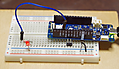 ArduinoでIoTにチャレンジ<その3>Wi-Fi経由でLチカ