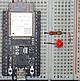 ESP32入門 通信機能が標準搭載されたマイコン・ボード (2) Arduino IDEでLチカ(LED点滅)プログラムを作る