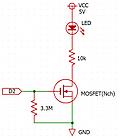 MAKER UNO + で始めるSTEM (4) ピンヘッダの信号