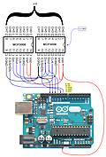 A-Dコンバータ その3 10ビットSPI MCP3008 -(2)