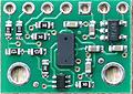 SpresenseでLチカから始める (19) Wireライブラリ 距離VL53L0X