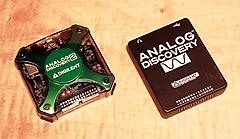 周波数特性を手軽に測れるAnalog Discovery (1)
