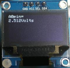 CircuitPython 10行プログラミング Step2 (2) OLED