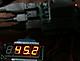 Raspberry Pi 4 + Python3入門 <STEP1> (3) 7セグメントLED 74HC595 その3 4桁にBME280の測定データを表示