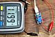 簡単LED 7セグメント表示温度計