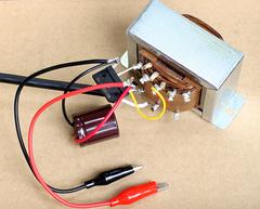 ラズパイ4用アナログ電源の製作⑦1次側の電源を用意