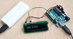 I2C接続AQMシリーズのキャラクタ表示LCDをArduinoで使う (4) SO1602