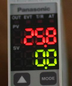 Modbusの利用 (11) 温度調節器KT7