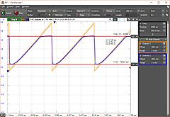 単電源OPアンプの計測