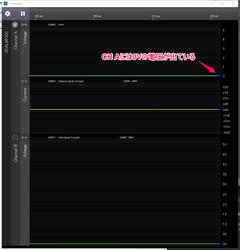 オーディオ帯域の波形を見る手軽なツール ADALM1000 (3) Pixel Pulse 2でLED