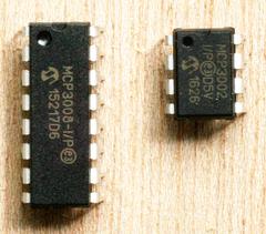 5ドル!ラズパイ・ゼロ(Raspberry pi Zero)でIoT (9) A-Dコンバータの利用6 MCP3002/MCP3008