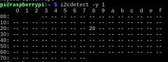 5ドル!ラズパイ・ゼロ(Raspberry pi Zero)でIoT (33) A-Dコンバータの利用8 AD7991