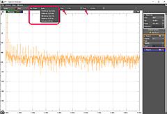 Analog Discoveryのスペクトル・アナライザのBasicな使い方 (1)