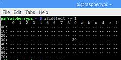 5ドル!ラズパイ・ゼロ(Raspberry pi Zero)でIoT (45) ディジタル光センサ4 I2C BH1745NUC
