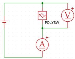 IoTで使うPython入門 Step5-Python3 VISA⑤DMM Keithley 2000 +電源E3631A ポリスイッチ