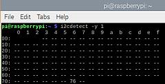 Raspberry Pi OS ① I2Cバスがたくさん使える