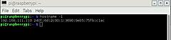 Raspberry PiにふられたIPアドレスをHDMIディスプレイ以外で知る方法 (2) 7セグLED