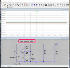 TL431で電源の実験  (1)  LTspiceでシミュレーション
