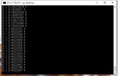 IoTで使うPython入門Step3-計測 (6) DMM 2000 ① RS-232C