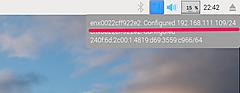 Raspberry Piの設定はGUIで (5) 固定IPアドレス