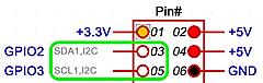 5ドル!ラズパイ・ゼロ(Raspberry pi Zero)でIoT (7) A-Dコンバータの利用4 MCP3425