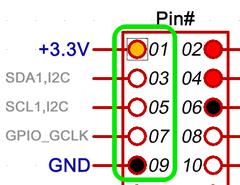 I2C接続AQMシリーズのキャラクタ表示LCDをラズパイで使う (2) AQM1602