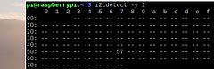 5ドル!ラズパイ・ゼロ(Raspberry pi Zero)でIoT (34) A-Dコンバータの利用9 SX8725C