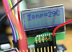 5ドル!ラズパイ・ゼロ(Raspberry pi Zero)でIoT (12) アナログ温度センサ1 LM35DZ