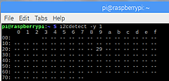 5ドル!ラズパイ・ゼロ(Raspberry pi Zero)でIoT (44) 距離センサ5 I2C VL53L0X