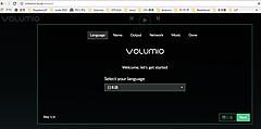 ヘッドホン・アンプ・キットで快適に (6) ASUS TinkerBoard + Volumio