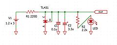 簡易基準電圧発生装置の製作